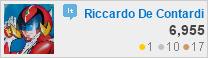 profile for Riccardo De Contardi at Italian Language