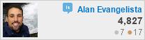 profile for Alan Evangelista at Italian Language